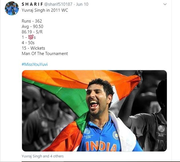 একমাত্র ভারতীয় ক্রিকেটার যিনি বিশ্বকাপের একটি ম্যাচে করেছেন হাফসেঞ্চুরি আর নিয়েছেন ৫ উইকেট 4