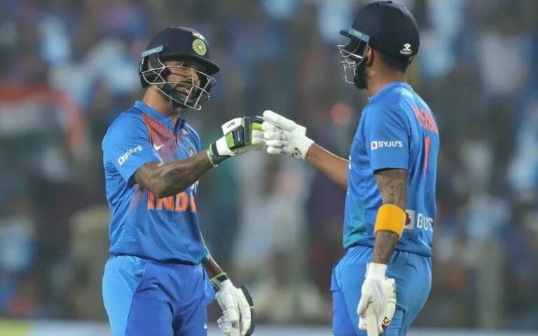 ভারতের হয়ে টি-২০ ক্রিকেট ইতিহাসে এখনো পর্যন্ত সবচেয়ে সফল পাঁচটি ওপেনিং জুটি 3