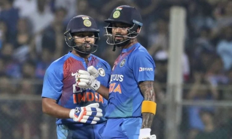 ভারতের হয়ে টি-২০ ক্রিকেট ইতিহাসে এখনো পর্যন্ত সবচেয়ে সফল পাঁচটি ওপেনিং জুটি 5