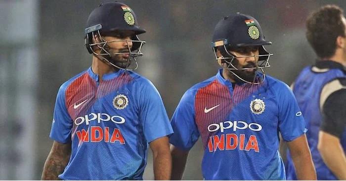 ভারতের হয়ে টি-২০ ক্রিকেট ইতিহাসে এখনো পর্যন্ত সবচেয়ে সফল পাঁচটি ওপেনিং জুটি 6