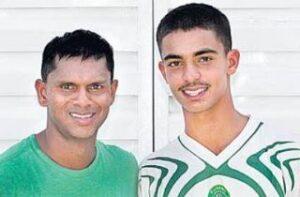 TOP 5 : পাঁচ প্রতিশ্রুতিমান উঠতি ক্রিকেটার যারা বাইশ গজে বজায় রাখতে পারে তাদের ' তারকা ' বাবার সুনাম 1