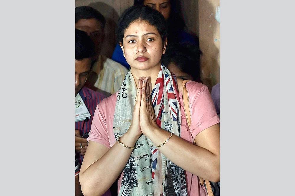 মহম্মদ শামির স্ত্রী হাসিন জাহান রাম মন্দির নির্মাণে হিন্দুদের শুভেচ্ছা দিয়ে পেলেন রেপ থ্রেট 1