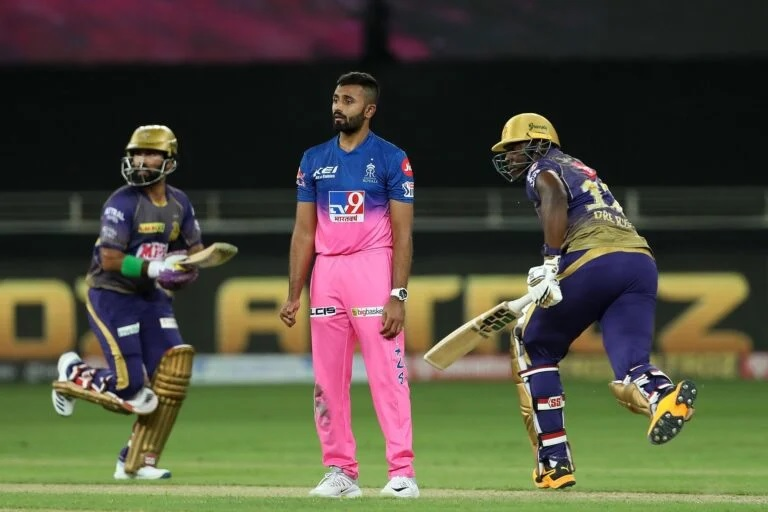 IPL2020,KKRvsRR: ৩৭ রানের বড়ো ব্যবধানে হারল রাজস্থানের দল, স্মিথের এই ভুল হলো হারের কারণ 1