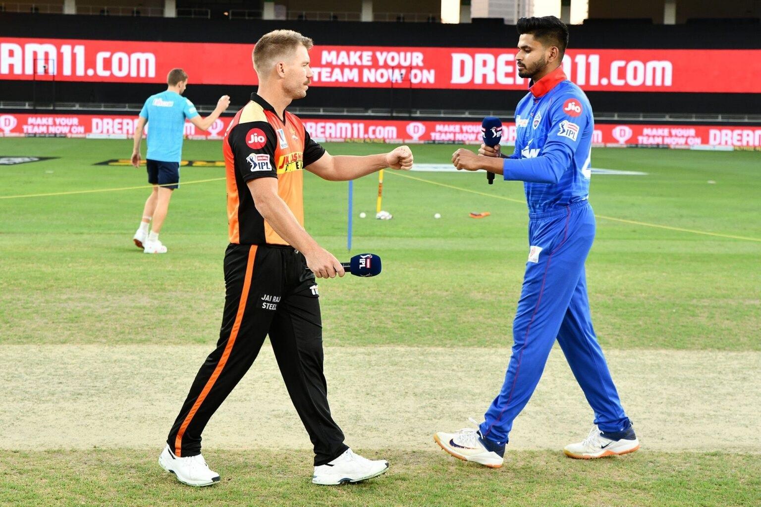 DCvsSRH: শ্রেয়স আইয়ারের এই ভুল ডোবাল দলকে, হায়দ্রাবাদ জিতল ৮৮ রানে 1