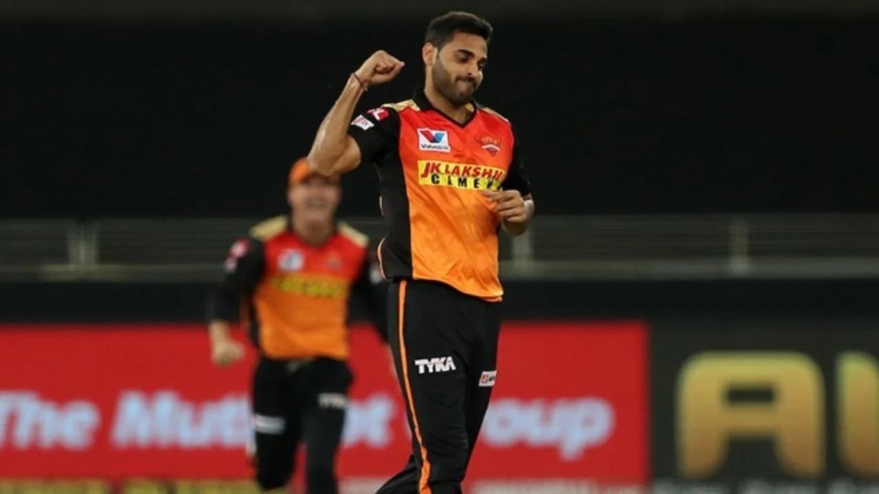 IPL2020: সানরাইজার্স হায়দ্রাবাদের লাগল বড়ো ধাক্কা, ভুবনেশ্বর কুমার ছিটকে গেলেন 1