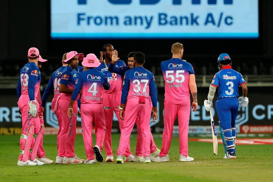 DCvsRR: স্টিভ স্মিথের এই ভুলের কারণে ১৩ রানে হারল রাজস্থান রয়্যালস 1