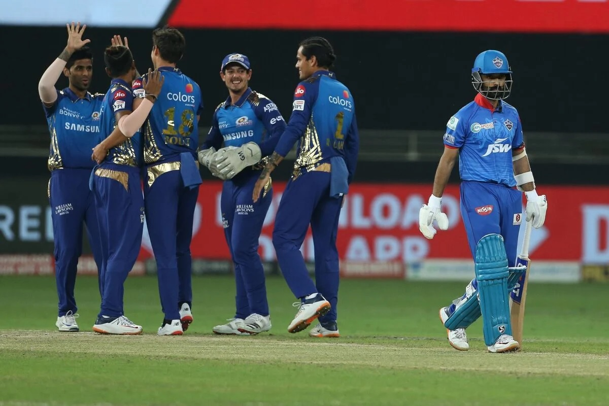 MIvsDC: দিল্লি ক্যাপিটালসকে ৫৭ রানে হারিয়ে মুম্বাই ইন্ডিয়ান্স পেল ফাইনালের টিকিট