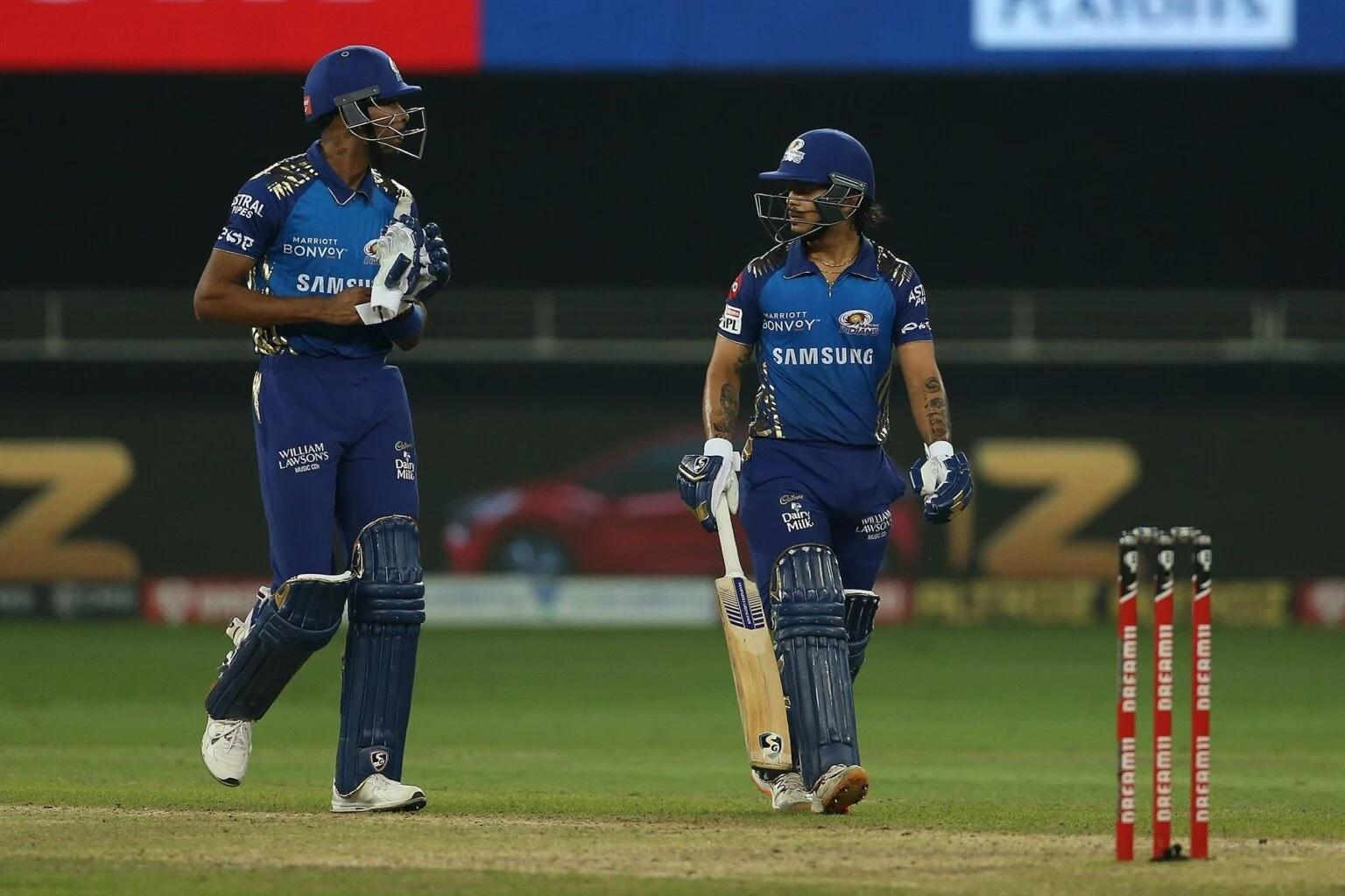 MIvsDC: দিল্লি ক্যাপিটালসকে ৫৭ রানে হারিয়ে মুম্বাই ইন্ডিয়ান্স পেল ফাইনালের টিকিট 1
