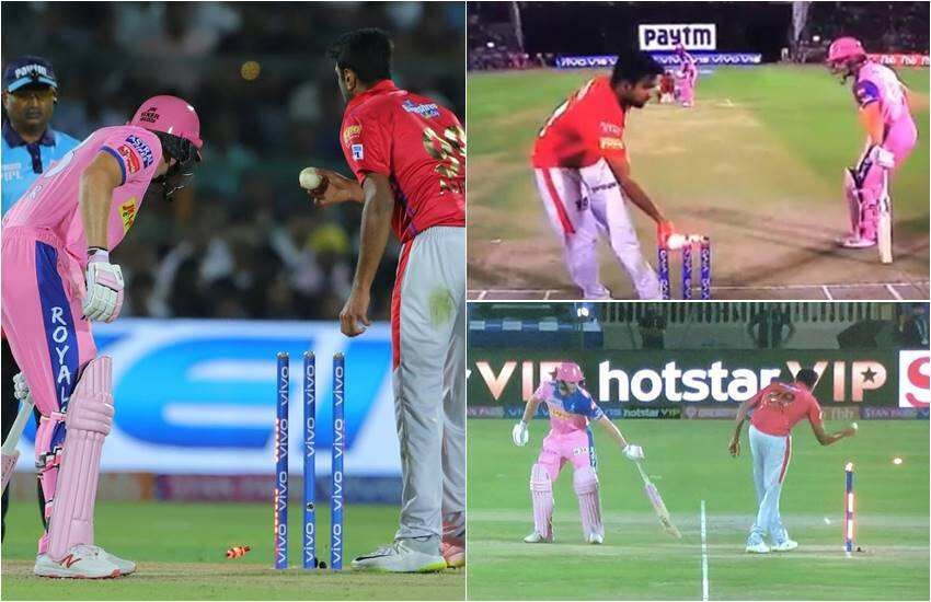 IPL 2020: আর অশ্বিন করলেন ক্রুণাল পাণ্ডিয়াকে মাঙ্কেডিংয়ের চেষ্টা, মুম্বাই ইন্ডিয়ান্স দিল কড়া জবাব 2