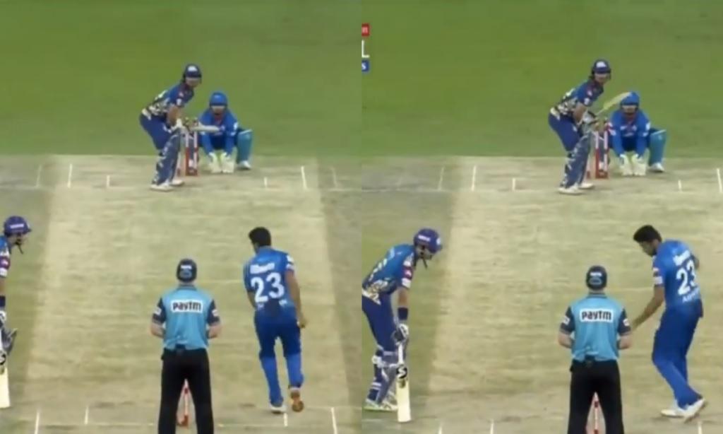 IPL 2020: আর অশ্বিন করলেন ক্রুণাল পাণ্ডিয়াকে মাঙ্কেডিংয়ের চেষ্টা, মুম্বাই ইন্ডিয়ান্স দিল কড়া জবাব 3