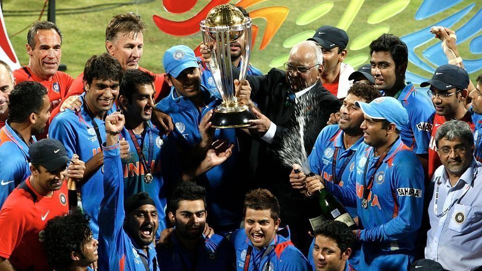 ভারতীয় দলের একমাত্র খেলোয়াড়, যিনি খেলেছেন ৭টি আইসিসি টুর্নামেন্টের ফাইনাল 1