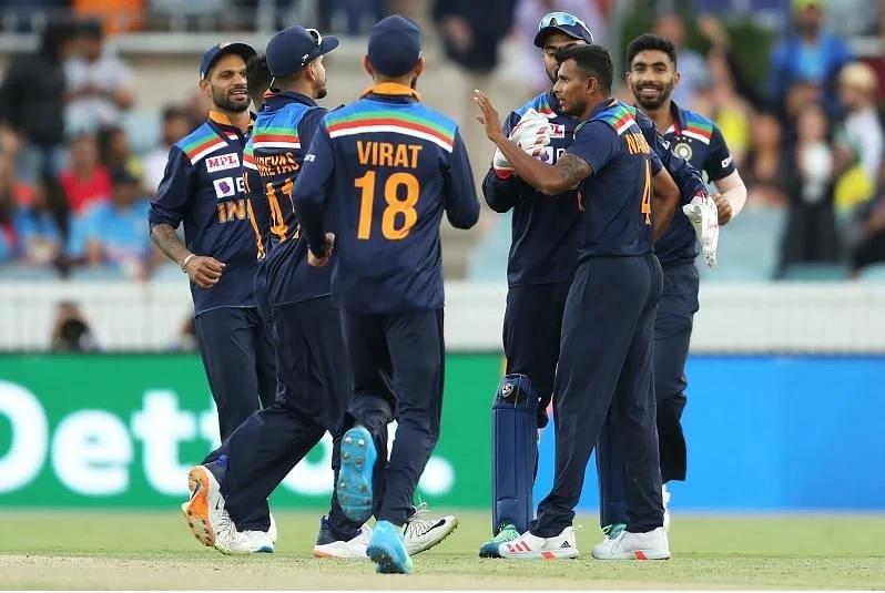 AUSvsIND: ভারতীয় ক্রিকেট দলে ডেবিউ করার পর টি নটরাজন বললেন মন ছুঁয়ে যাওয়া কথা