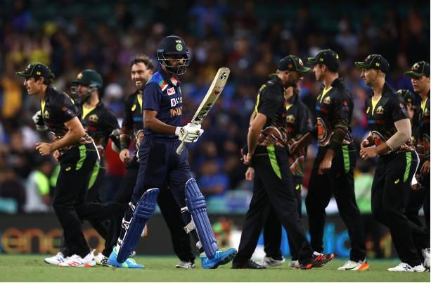 INDvAUS: তৃতীয় টি-২০ ম্যাচে অস্ট্রেলিয়া ভারতকে হারাল ১২ রানে,সিরিজ জিতল ভারত