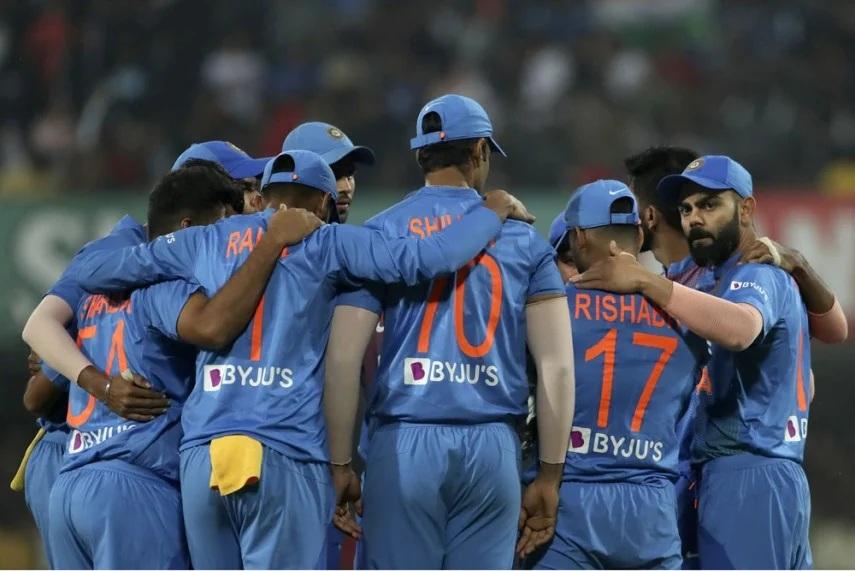 পাকিস্তানকে পেছনে ফেলে ভারতীয় দল গড়ল ইতিহাস, টি-২০তে এমনটা করা হল প্রথম দল 3
