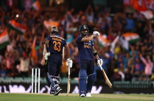 INDvAUS: তৃতীয় টি-২০ ম্যাচে অস্ট্রেলিয়া ভারতকে হারাল ১২ রানে,সিরিজ জিতল ভারত 5