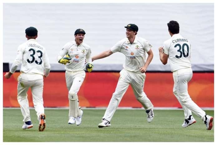গরমাগরম পরিবেশ মেলবোর্ন ক্রিকেট গ্রাউন্ডে, বক্সিং ডে টেস্টে ঝামেলায় জড়ালেন এই দুই ক্রিকেটার 1