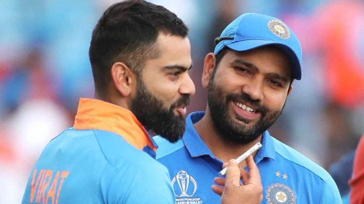 দেখুন : দীর্ঘদিন পর মাঠে এক সাথে নামলেন ভারতীয় ক্রিকেটের 'জয়-ভীরু' রোহিত শর্মা ও বিরাট কোহলি 1