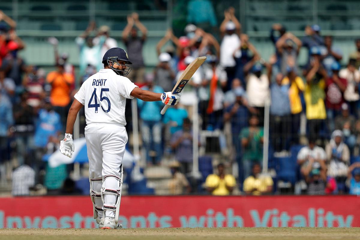 চেন্নাইয়ের দ্বিতীয় টেস্টে পিচ আরও চ্যালেঞ্জিং ছিল: রোহিত শর্মা 2