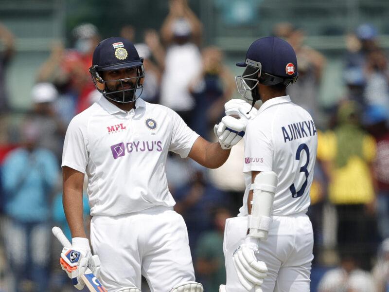 বিশ্ব টেস্ট চ্যাম্পিয়নশিপে সবচেয়ে বড় পার্টনারশিপ করা ভারতীয় ব্যাটসম্যানদের তিন জুটি 7