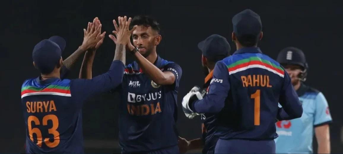 INDvsENG: প্রথম ওয়ানডেতে ভারত ৬৬ রানে হারাল ইংল্যান্ডকে, কোহলির এই সঠিক সিদ্ধান্ত হল জয়ের কারণ 1
