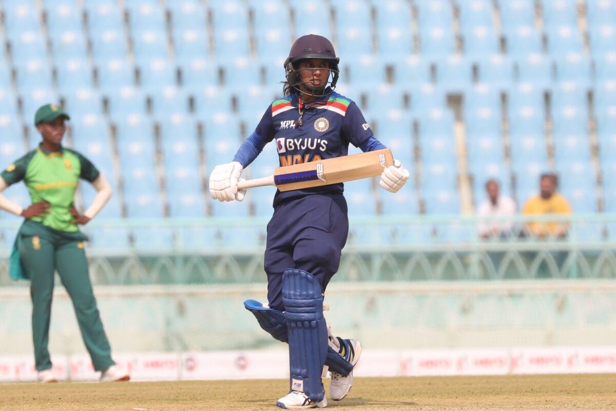 মিতালি রাজ প্রথম ভারতীয় মহিলা ক্রিকেটার হিসাবে পূর্ণ করলেন দশ হাজার আন্তর্জাতিক রান 1
