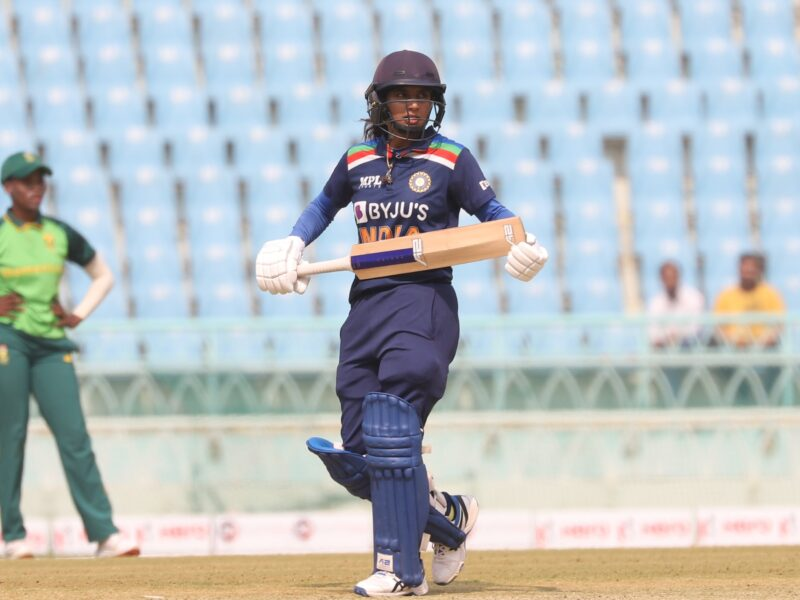 মিতালি রাজ প্রথম ভারতীয় মহিলা ক্রিকেটার হিসাবে পূর্ণ করলেন দশ হাজার আন্তর্জাতিক রান 9