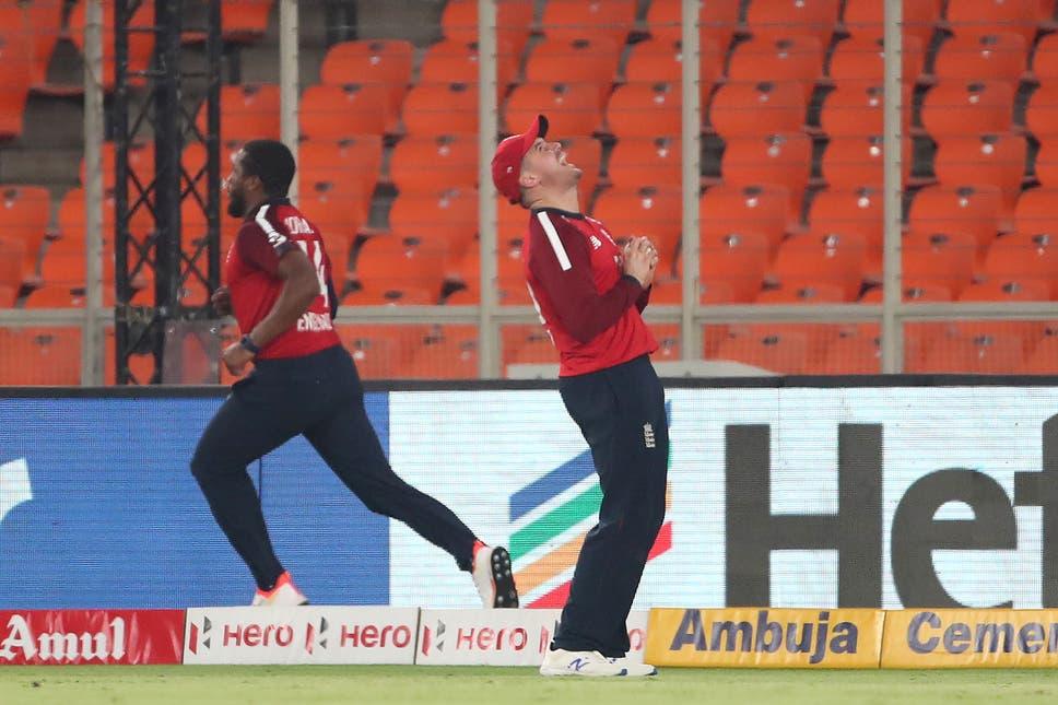 ভিডিও : সূর্যকুমার যাদবকে আউট করতে ক্রিকেট ইতিহাসের সেরা ক্যাচ ধরলেন ক্রিস জর্ডান 3