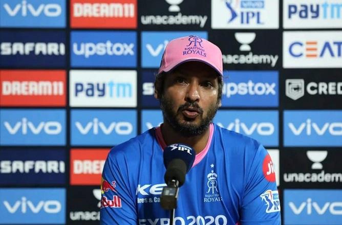 IPL2021: রাজস্থান রয়্যালসের নিয়মিত হারের পর কুমার সাঙ্গাকারা একে করলেন দায়ী 1
