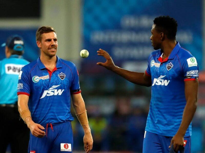 IPL 2021: দিল্লি ক্যাপিটালসের বড়ো ধাক্কা, এই তারকা বোলারকে ছাড়াই মাঠে নামবে দল 5