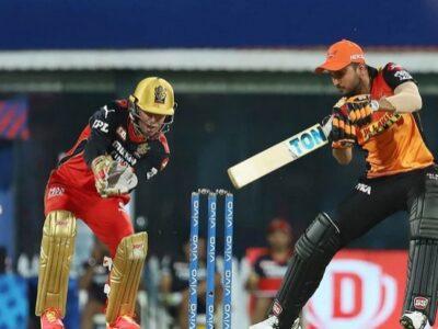 প্রাক্তন ভারতীয় ক্রিকেটারের ভবিষ্যতবাণী, আগামি ম্যাচে মনীষ পাণ্ডে থাকবেন না SRH এর প্রথম একাদশে 5