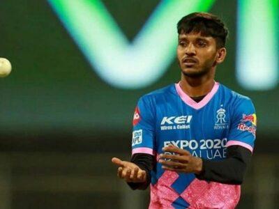IPL2021: ডেবিউ ম্যাচেই কৃতিত্ব দেখানো চেতন সাকারিয়া বলিউডের এই সুন্দরীকে করতে চান ডেট 2