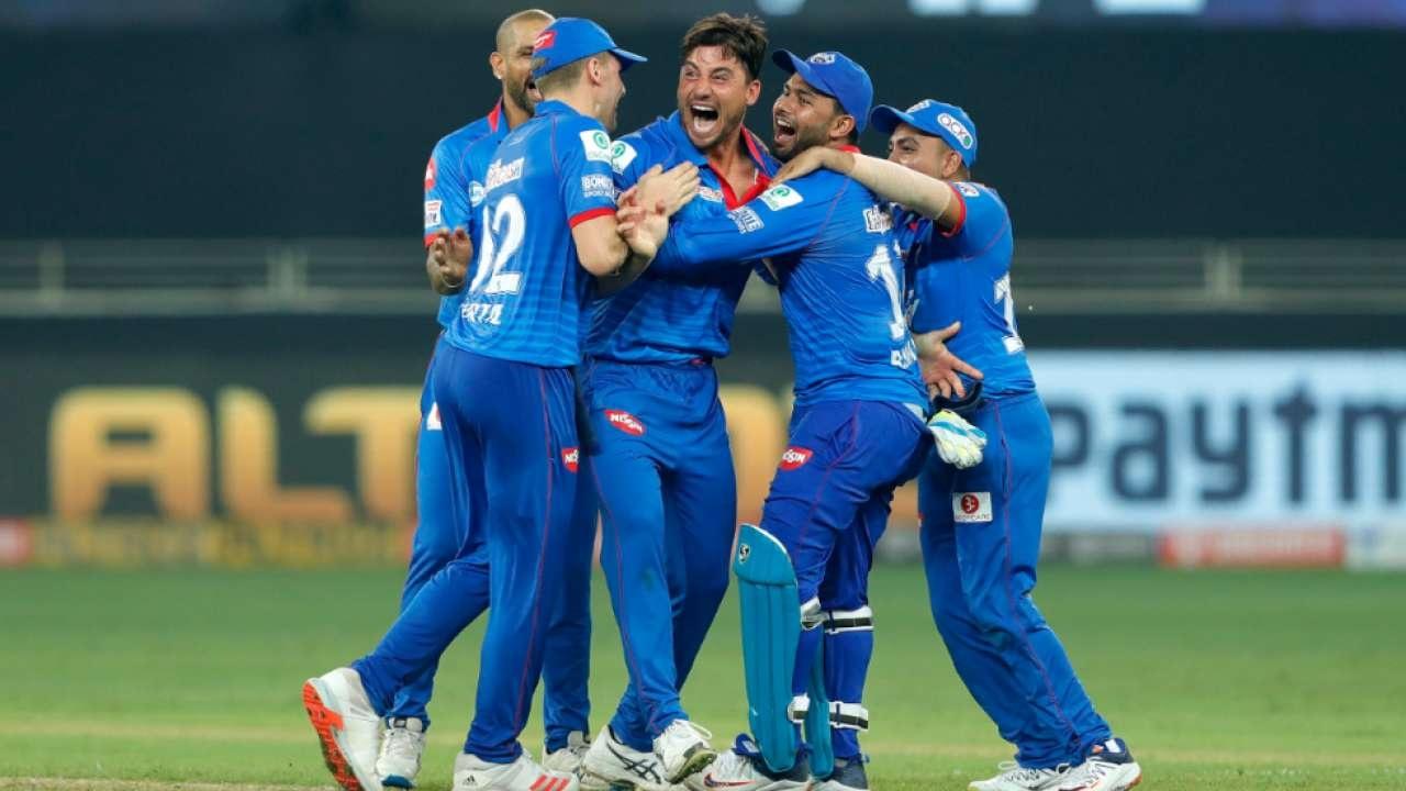 IPL 2021: দিল্লি ক্যাপিটালসের খেলোয়াড়রা করলেন জমিয়ে ভাংড়া নাচ, ভিডিও হল ভাইরাল 1