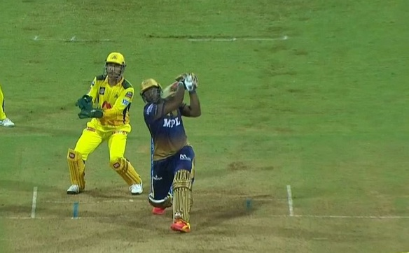IPL2021: দল থেকে বাদ পড়তেই এই খেলোয়াড় কেকেআর অ্যান্দ্রে রাসেলকে নিয়ে করলেন ঠাট্টা 3