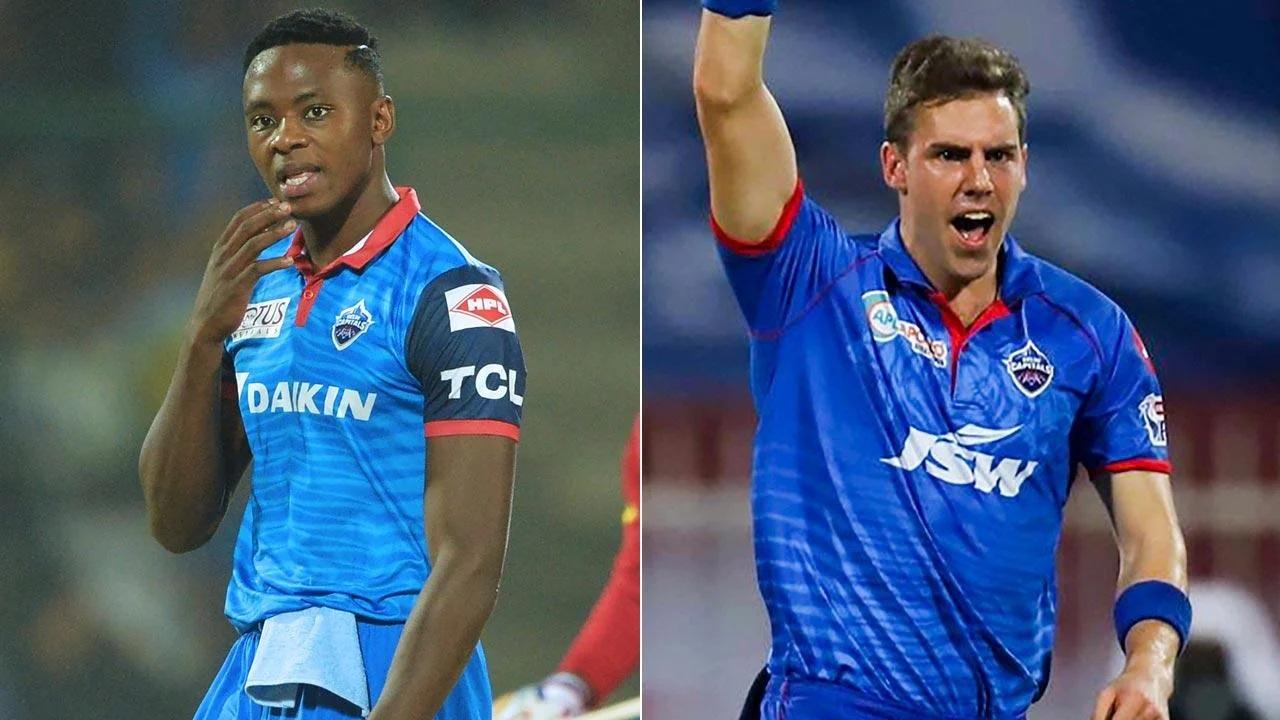 IPL 2021: দিল্লি ক্যাপিটালসের বড়ো ধাক্কা, এই তারকা বোলারকে ছাড়াই মাঠে নামবে দল 3