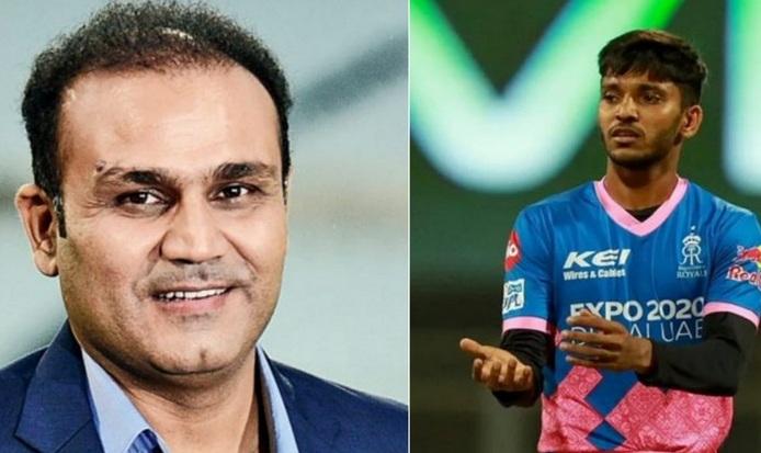 IPL2021: ডেবিউ ম্যাচেই কৃতিত্ব দেখানো চেতন সাকারিয়া বলিউডের এই সুন্দরীকে করতে চান ডেট 4