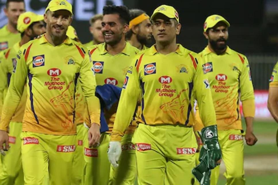 IPL 2021: মহেন্দ্র সিং ধোনির করলেন উদাহরণ পেশ, সমস্ত খেলোয়াড়দের বাড়ি পাঠিয়ে শেষে ছাড়লেন হোটেল