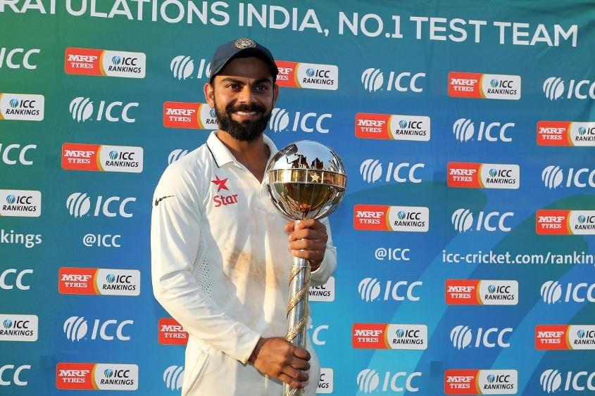 সবচেয়ে বেশিবার আইসিসির টেস্ট গদা জেতা দল, ভারত রয়েছে এই নম্বরে 1