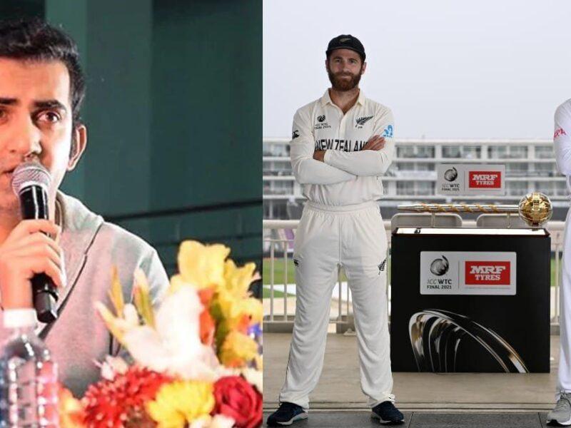 সকলকে অবাক করে বিশ্ব টেস্ট চ্যাম্পিয়নশিপ ফাইনালে এই দলকে ফেভারিট ধরছেন গৌতম গম্ভীর 5