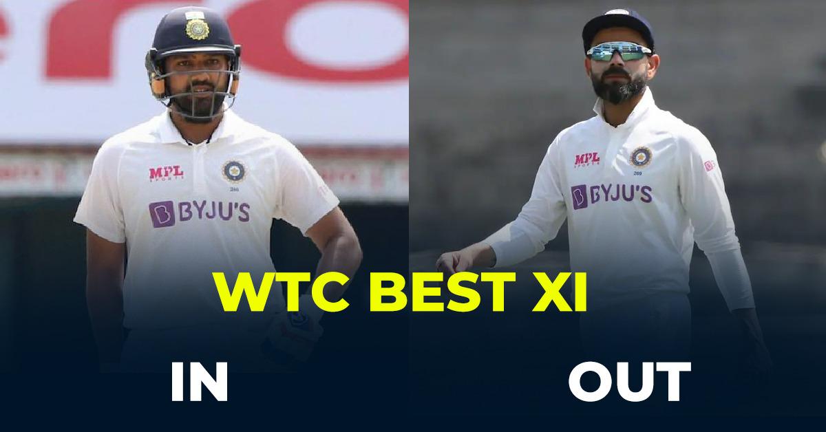 বিশ্ব টেস্ট চ্যাম্পিয়নশিপের সেরা একাদশ প্রকাশিত, বিরাট কোহলিকে বাদ দিয়ে তালিকায় তিন ভারতীয় 1