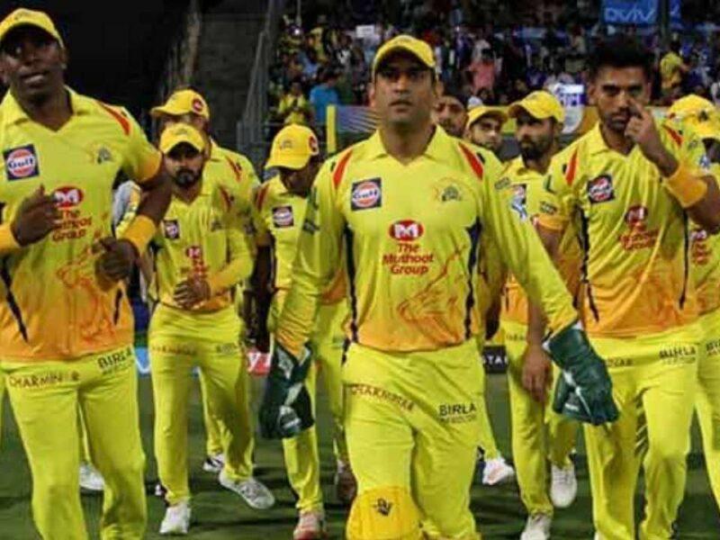 চারজন ভারতীয় ক্রিকেটার, যাদের সিএসকে টিমে ধোনি নিজের হাতে তৈরী করছেন 1