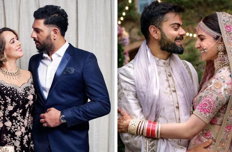 ৫জন ভারতীয় ক্রিকেটার যারা বলিউড অভিনেত্রীদের বিবাহ করেছেন 3