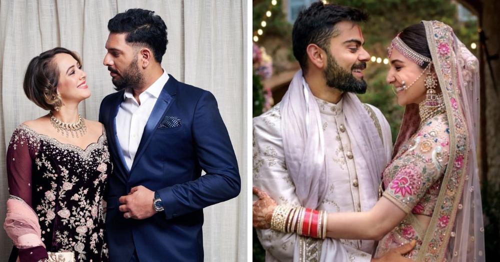 ৫জন ভারতীয় ক্রিকেটার যারা বলিউড অভিনেত্রীদের বিবাহ করেছেন 1