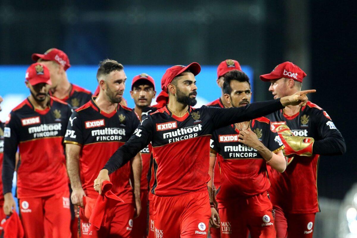 IPL 2021: আইপিএলের ট্রফি জিততে মরিয়া আরসিবি, একসাথে করলো বিরাট পরিবর্তন 1