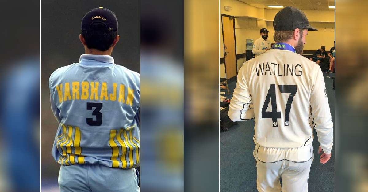 Five cricketers who wore the jerseys of other cricketers
