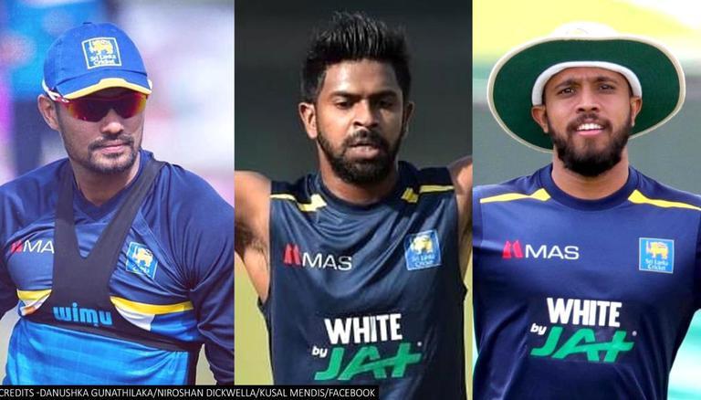 শ্রীলঙ্কায় নিষিদ্ধ এই ক্রিকেটাররা দেশ ছাড়ার সিদ্ধান্ত নিয়েছে, এই দেশের হয়ে ক্রিকেট খেলবে 5