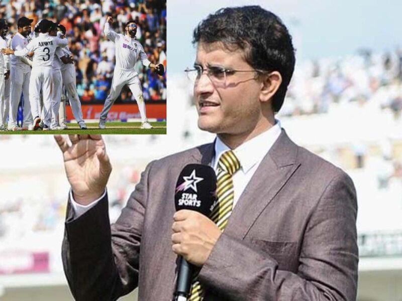 সৌরভ গাঙ্গুলী করেছিলেন ওভাল টেস্টের জয়ের আগেই ভবিষ্যতবাণী, জেনে নিন কি ছিল তা