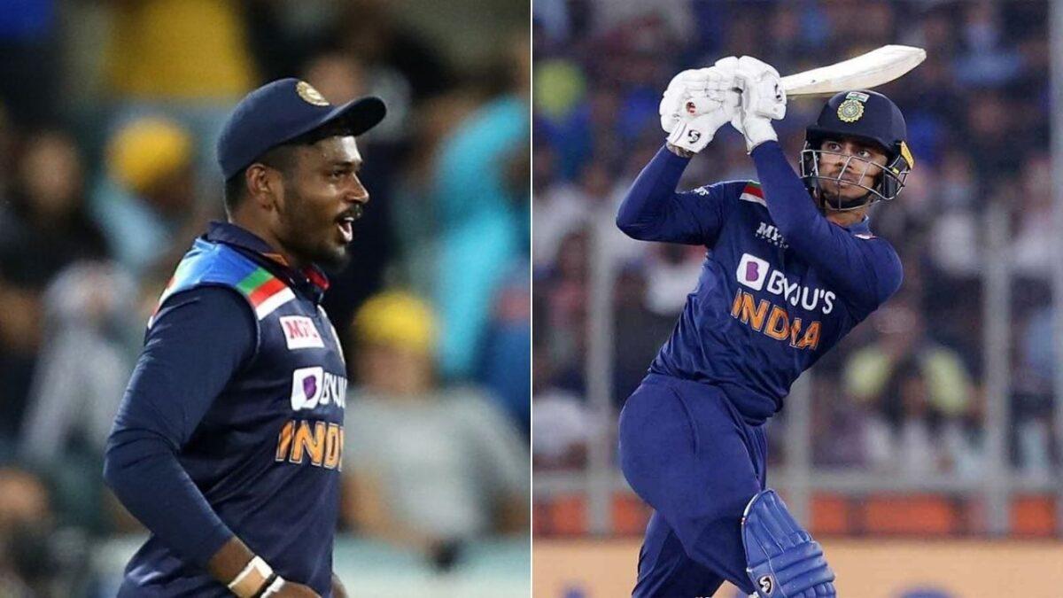 Sanju Samson or Ishan Kishan who is Reserve Keepers as T20 World Cup Squad
