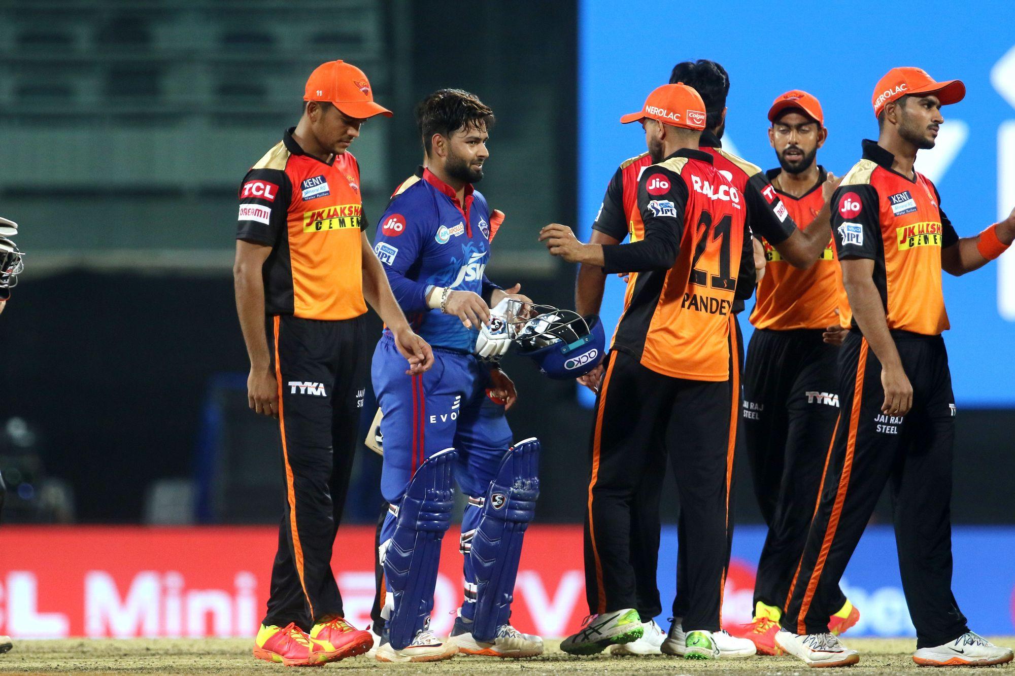 IPL 2021; SRH vs DC: টস জিতে ব্যাটিংয়ের সিদ্ধান্ত কেন উইলিয়ামসনের, টিমে এই বিরাট পরিবর্তন 1