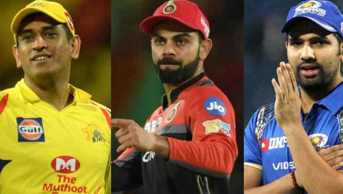 IPL 2021: আইপিএলে একটি টিমের হয়ে ১০০ ম্যাচ খেলা ক্রিকেটারদের তালিকা 1