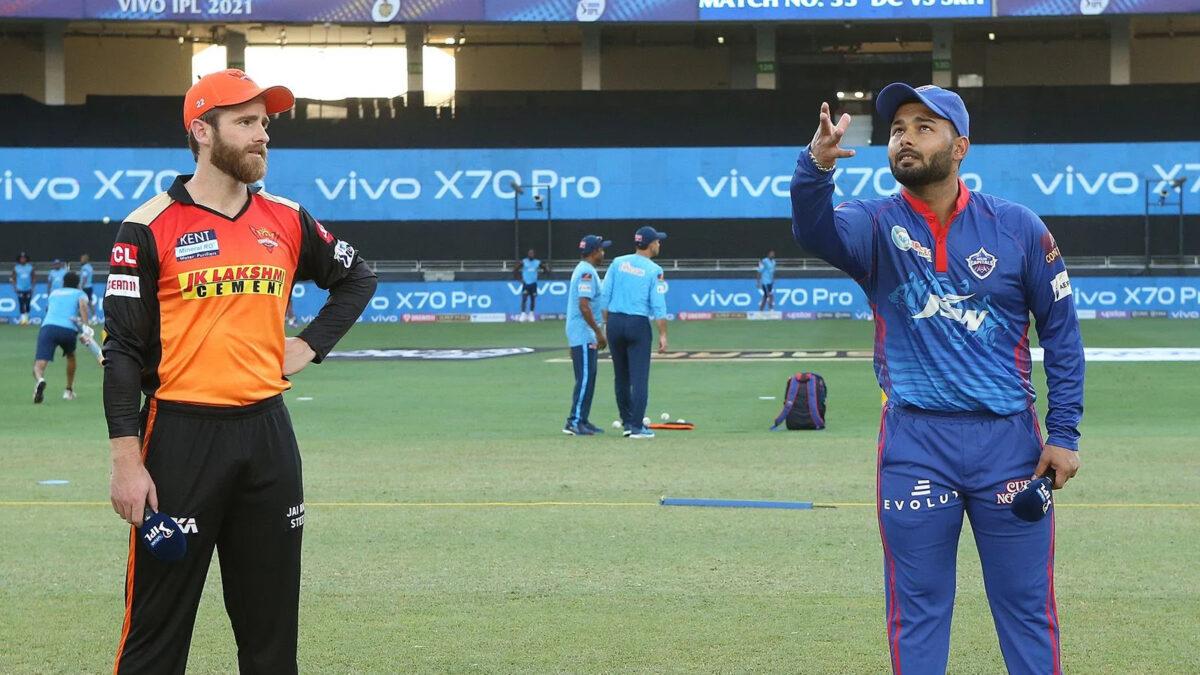 IPL 2021: SRH vs DC, Toss Report